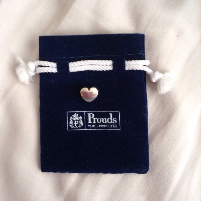 Heart Charm from Prouds