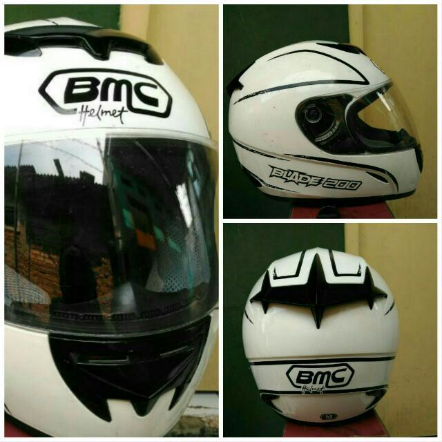 Helm Full Face BMC BLADE 200