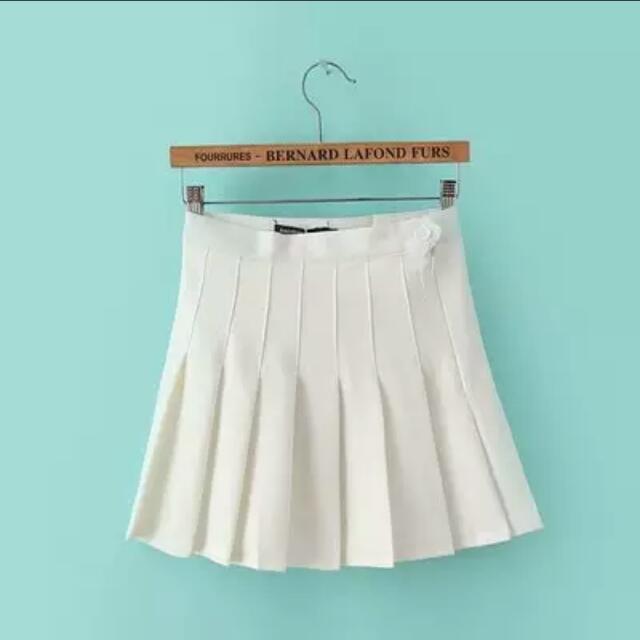 Highwaist Tennis Skirt