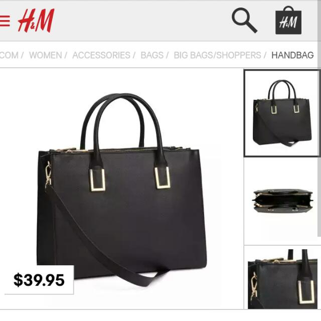 H&M ORI BAGS