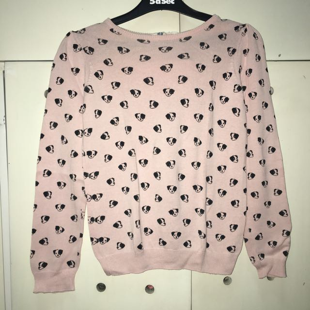 H&M Pattern Sweater