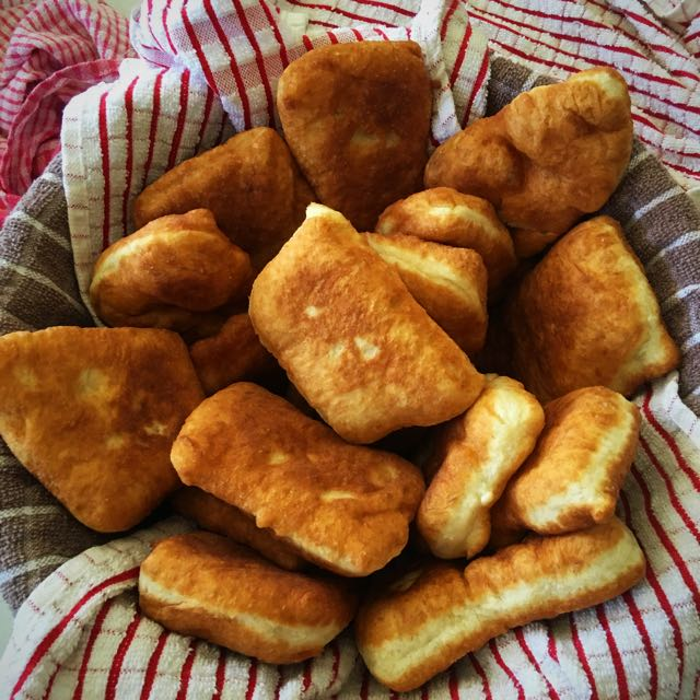 Homemade Fried Bread (NZ Style)