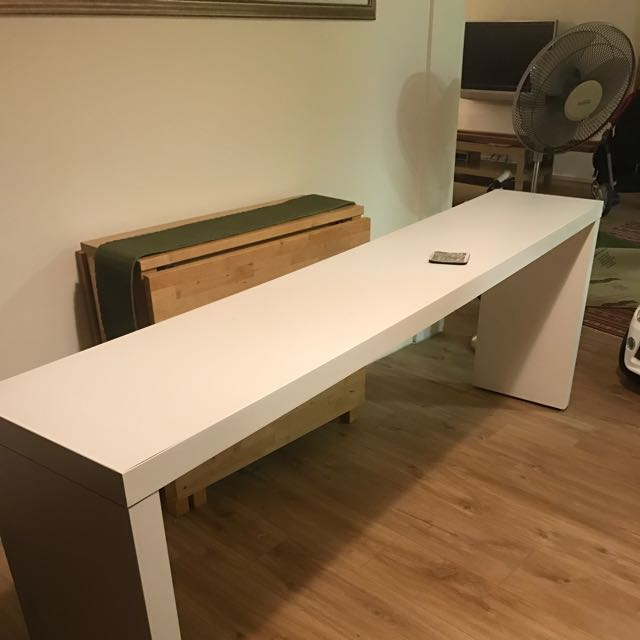 Ikea Malm Occasional Table On Carousell