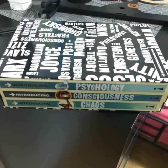 Introducing psychology, consciousness and chaos book set