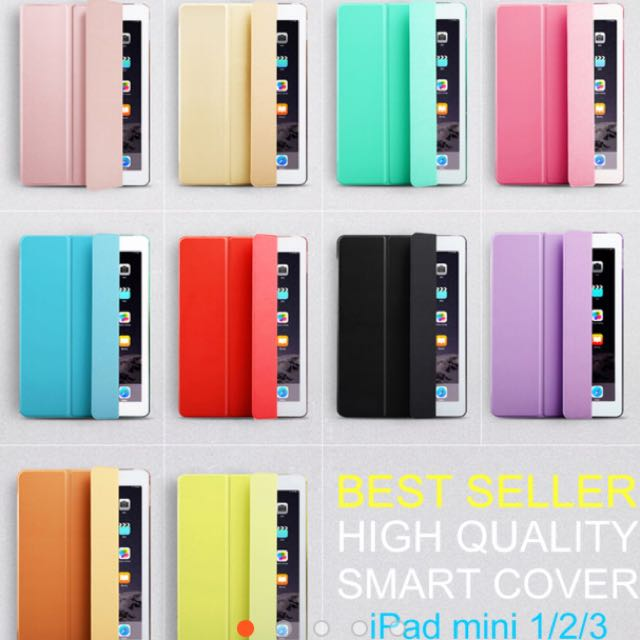 iPad 2/3/4 High Quality Smart Cover