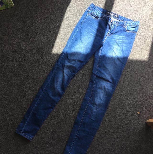 Jay Jay Jeans Size 8
