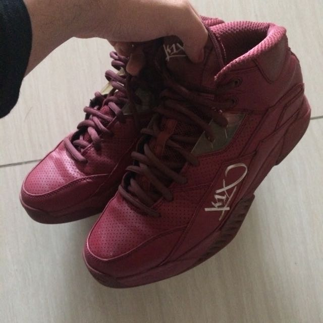 K1X籃球鞋