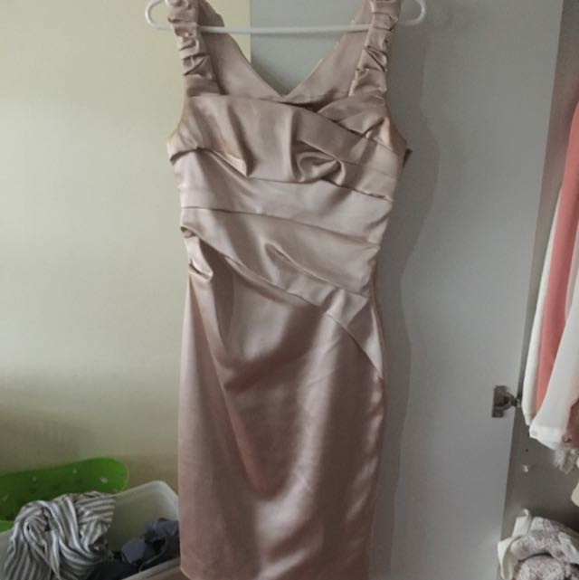 Karen Millen Pearl Evening Dress🎀