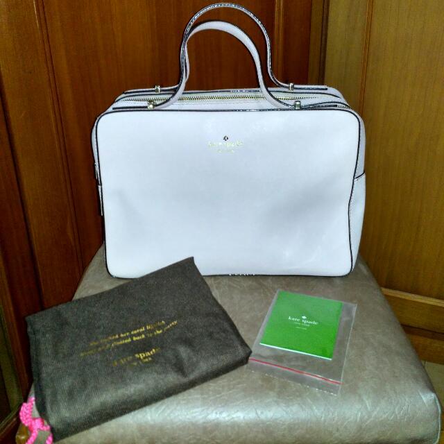 Kate Spade - Soft Pink Bag