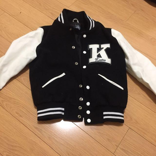 Katie Varsity Jacket (Thick)