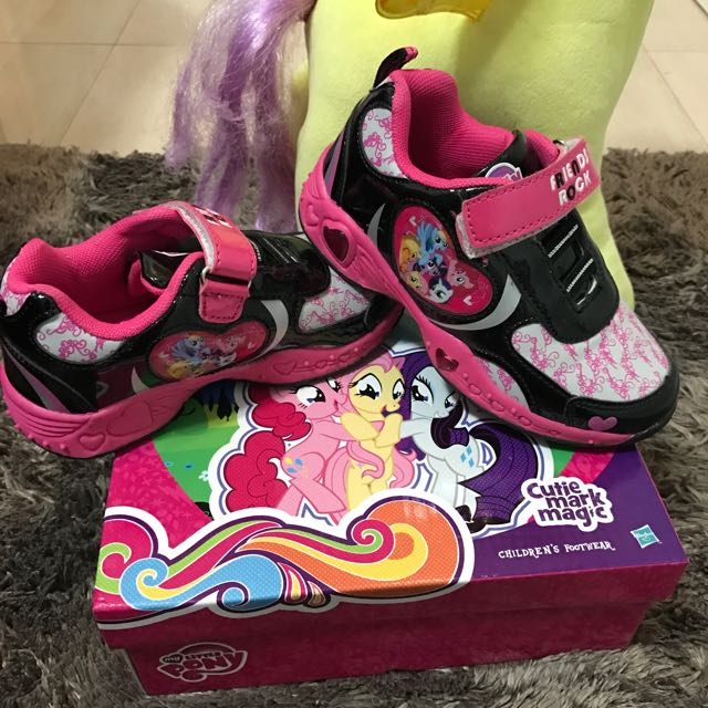 Kids Pony Shoes