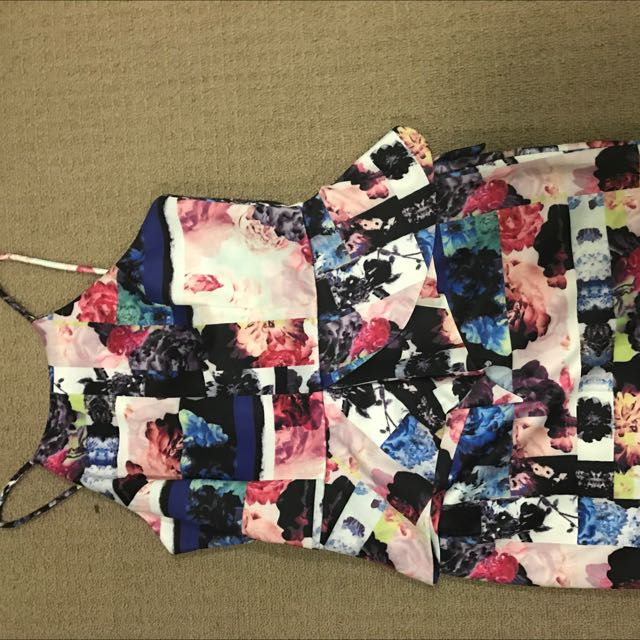 Knight Angel straps floral
