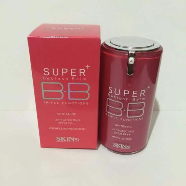 Korean Super Beblish Bb Cream