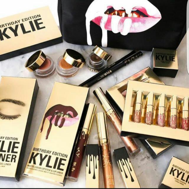 Kylie LipKit Various