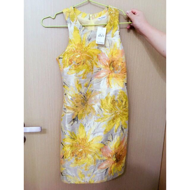 Miss Selfridge - New Embroidered Dress Size 6