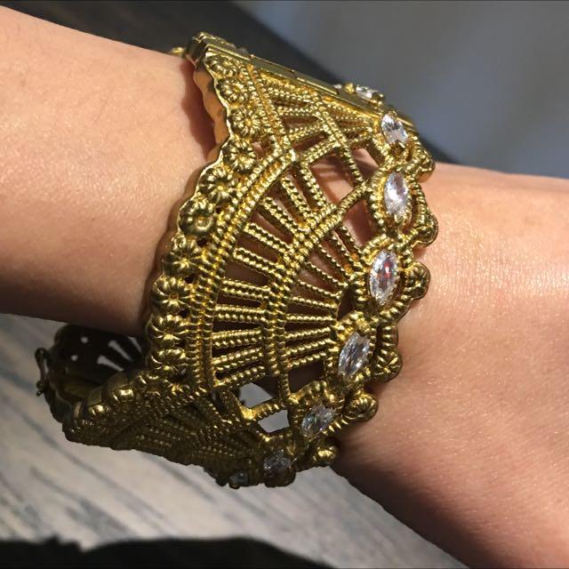 momo's march 復古氣質手環