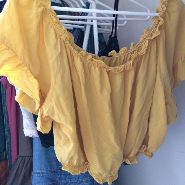 Mustard Yellow Flow Crop