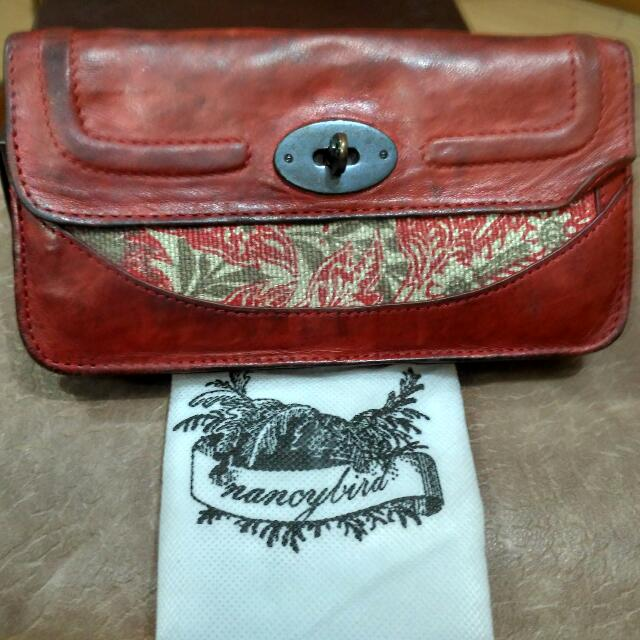 Nancy Bird - Real Leather Bohemian Wallet