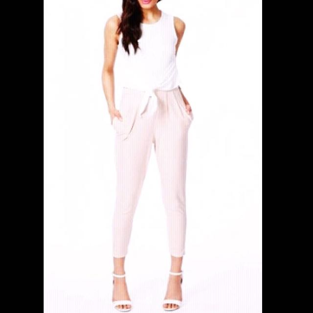 NEW Size 10 Missguided Jumpsuit . Tag Attached