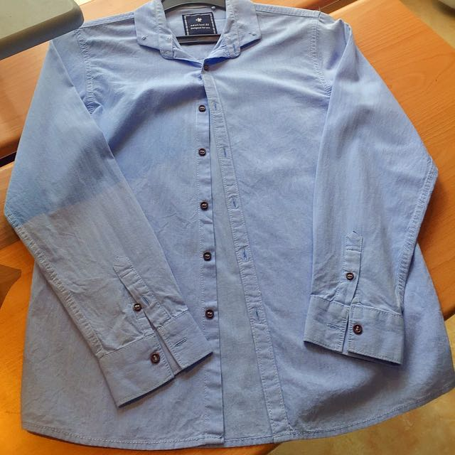 NEXT Casual Button-front Shirt