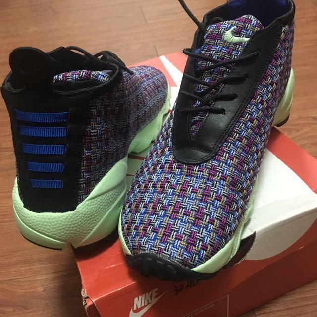 降價!Nike高筒編織鞋 非adidas.NB