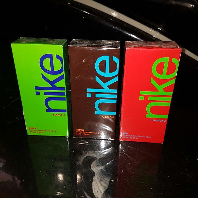 Nike Man Fragrance 1 LEFT