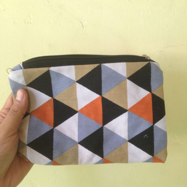 Pouch Tribal Like NEW
