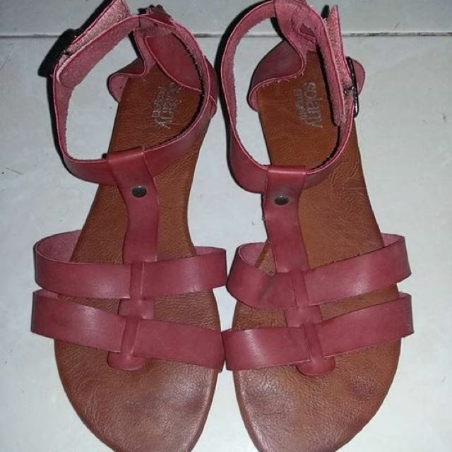 Preloved Gladiator Shoes Solany