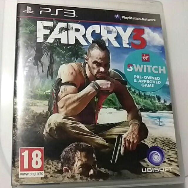 PS3 Farcry 3