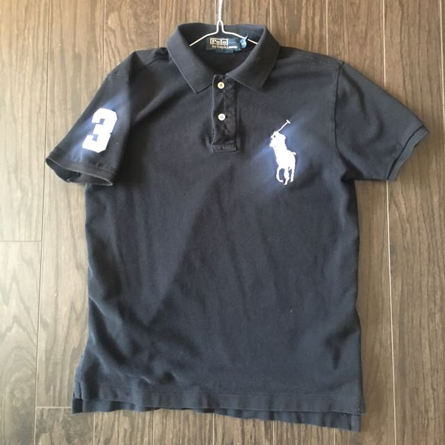 Ralph Lauren Black Polo