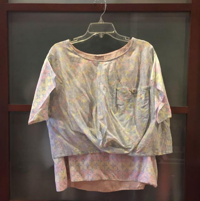 Rita Design Batik Pastel