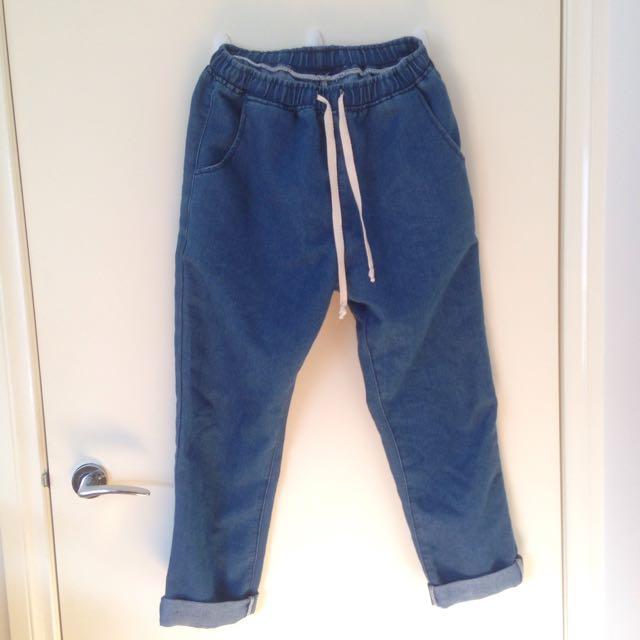 s10 Loose Fit Boyfriend Jeans