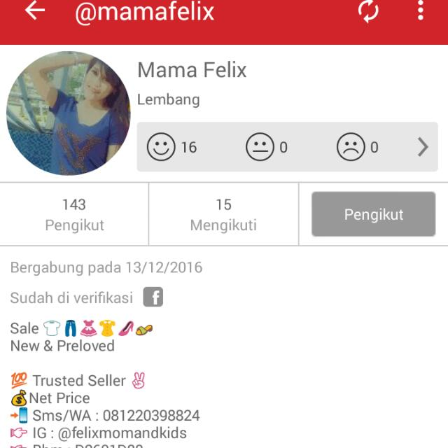 Seller Recomended