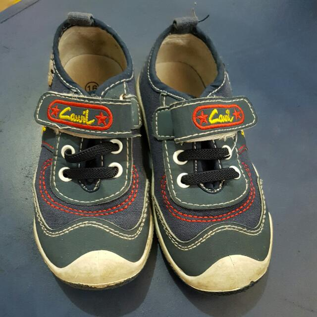 sepatu anak carvil no 16