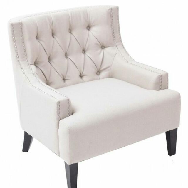 Sloane Arm Chair - Natural