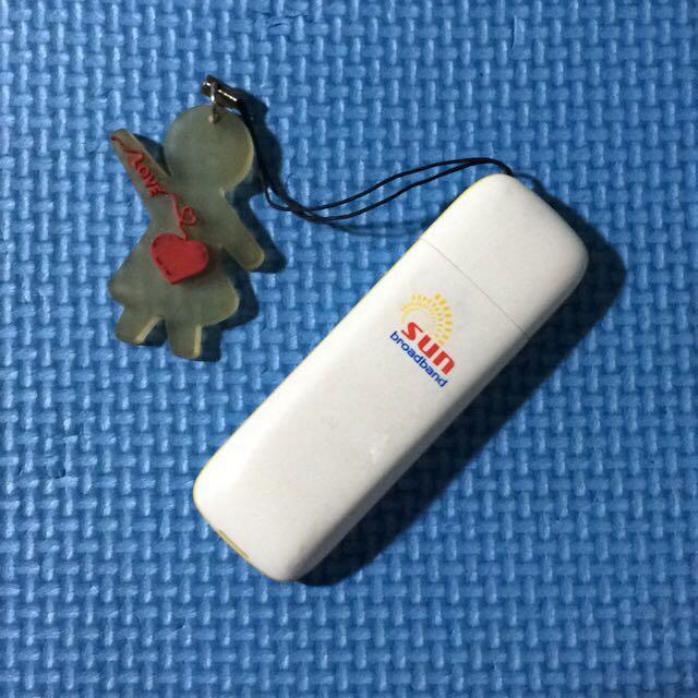 Sun Broadband USB modem