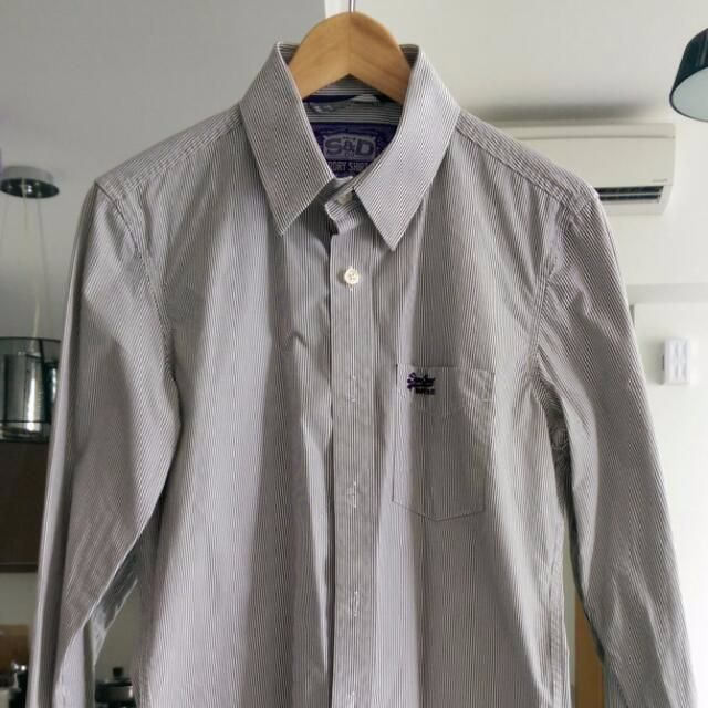 Superdry Dress Shirt