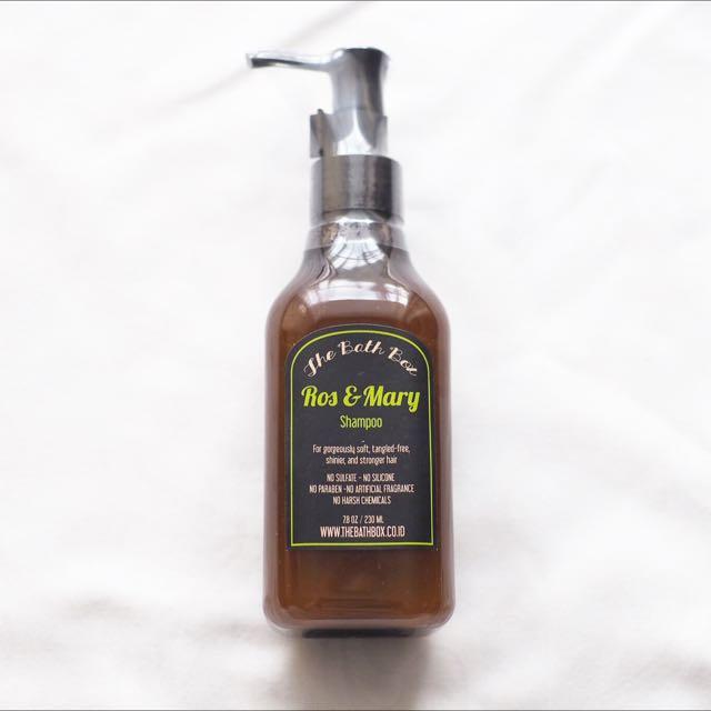 The Bath Box - Ros & Mary Shampoo