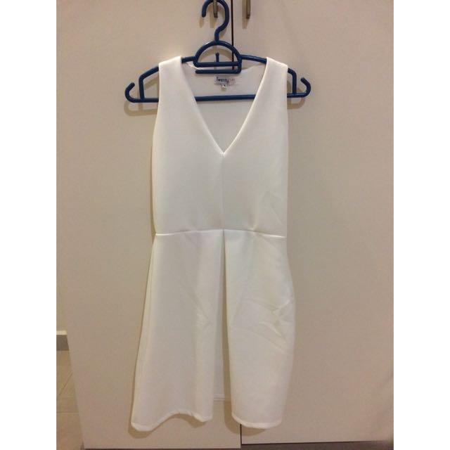 Twenty3 White Dress