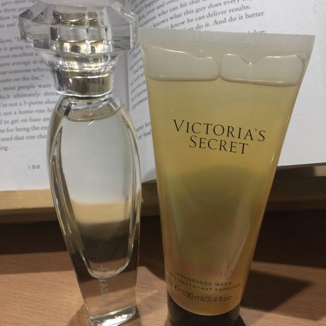 Victoria's Secret Perfume And Wash Gel