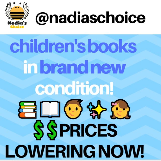 Visit my profile for great books!