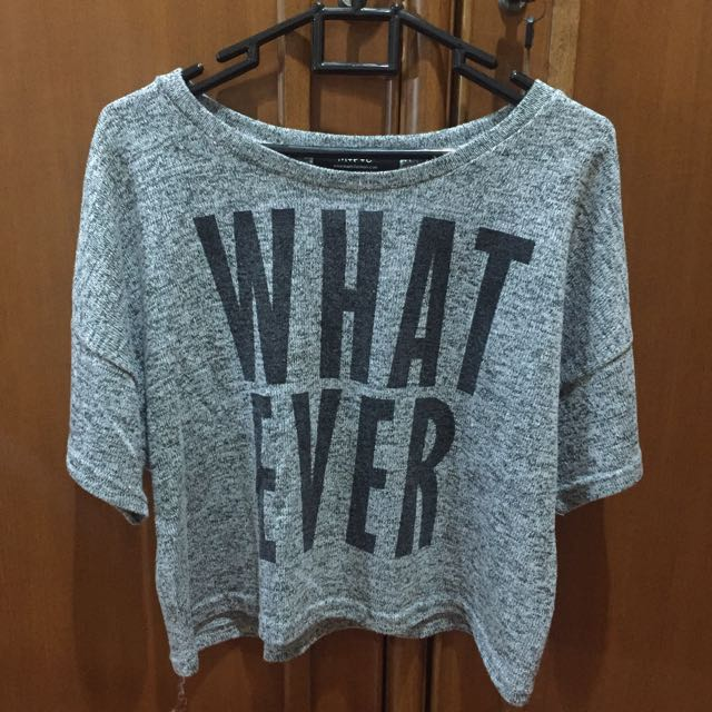 What Ever Shirt (ALL SIZE)