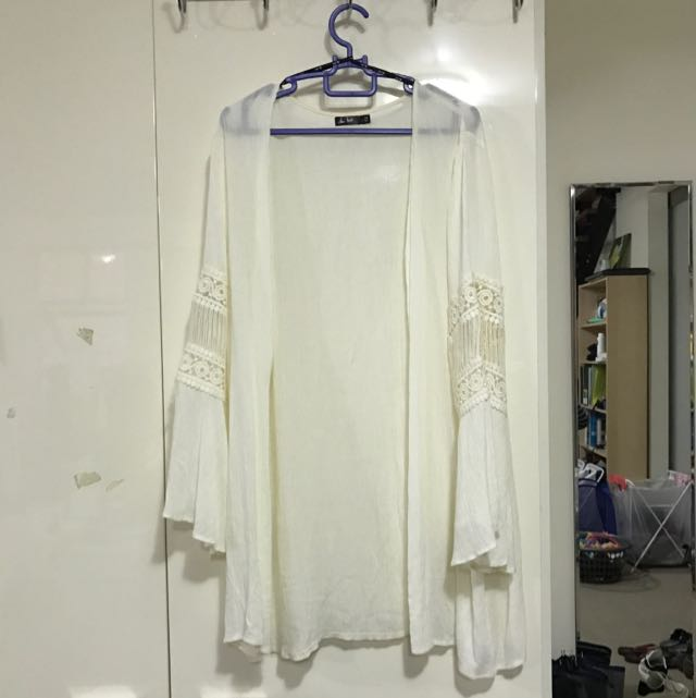 White Bohemian Outerwear