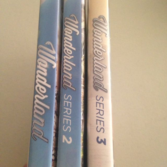 Wonderland Seasons 1-3