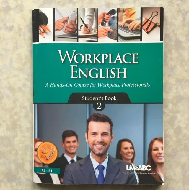 (免運)Workplace English 2 附CD