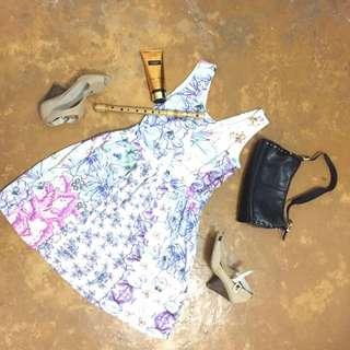 Printed Sunday Dress