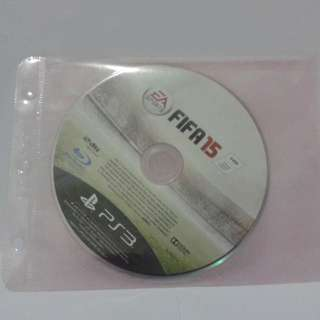 FIFA 15 - PS3  (Without cover)
