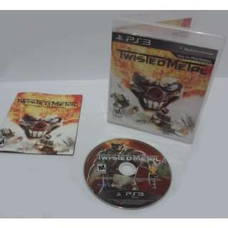 Twisted Metal (R1) - PS3