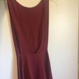 American Apparel Sleeveless dress