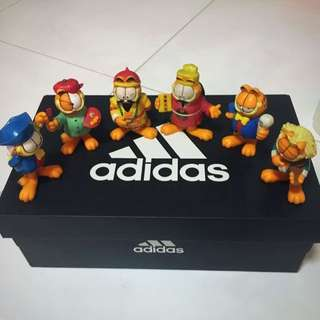 Garfield Figurines
